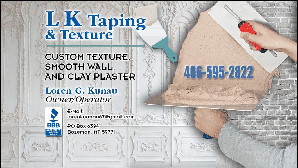 LK Taping & Texture